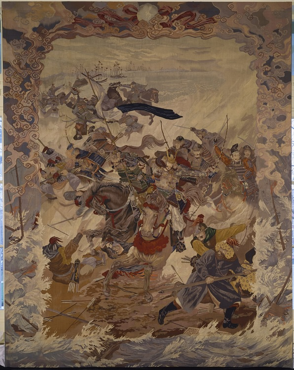 The Mongol Invasion of Japan