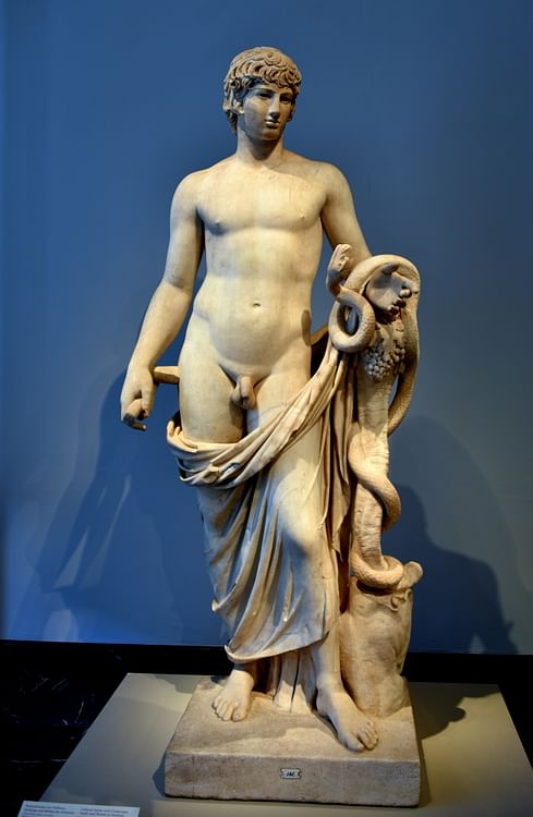 Colossal Statue of Antinous