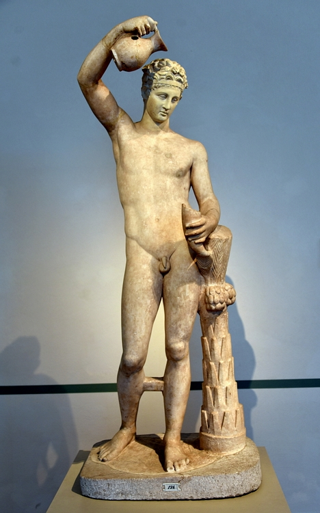 Statue of a Satyr from Sabina