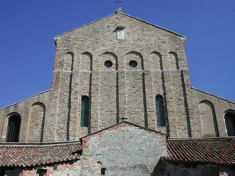 Church of Santa Maria Assunta, Torcello