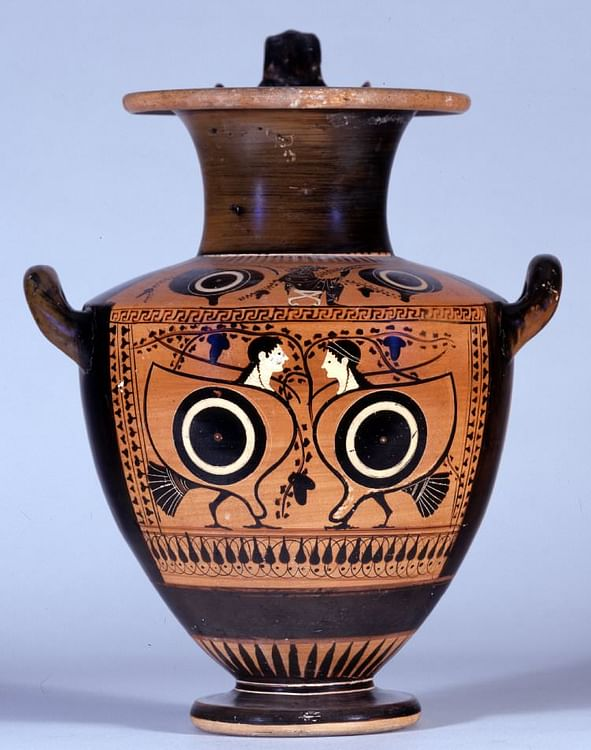 Ancient Greek Pottery Ancient History Encyclopedia