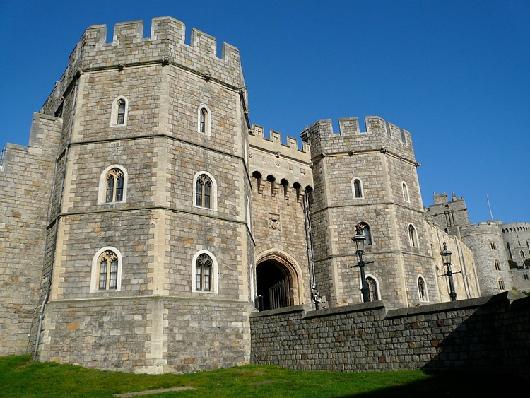 Henry VIII Gate, Windsor Castle