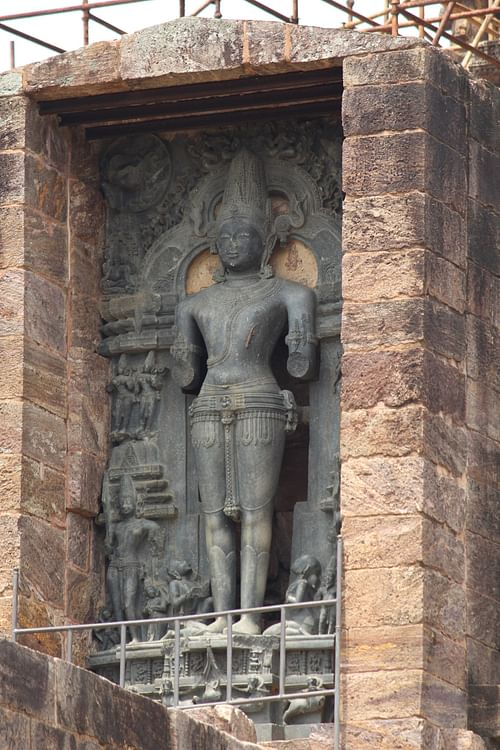Sun God, Konarak Sun Temple