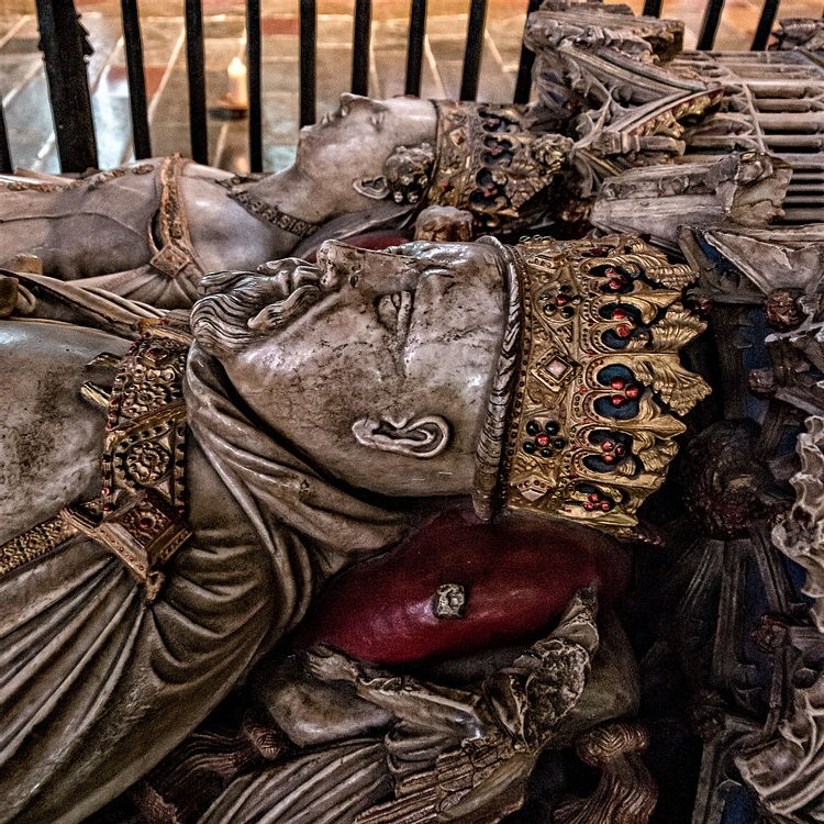 Tomb of Henry IV of England & Joan of Navarre