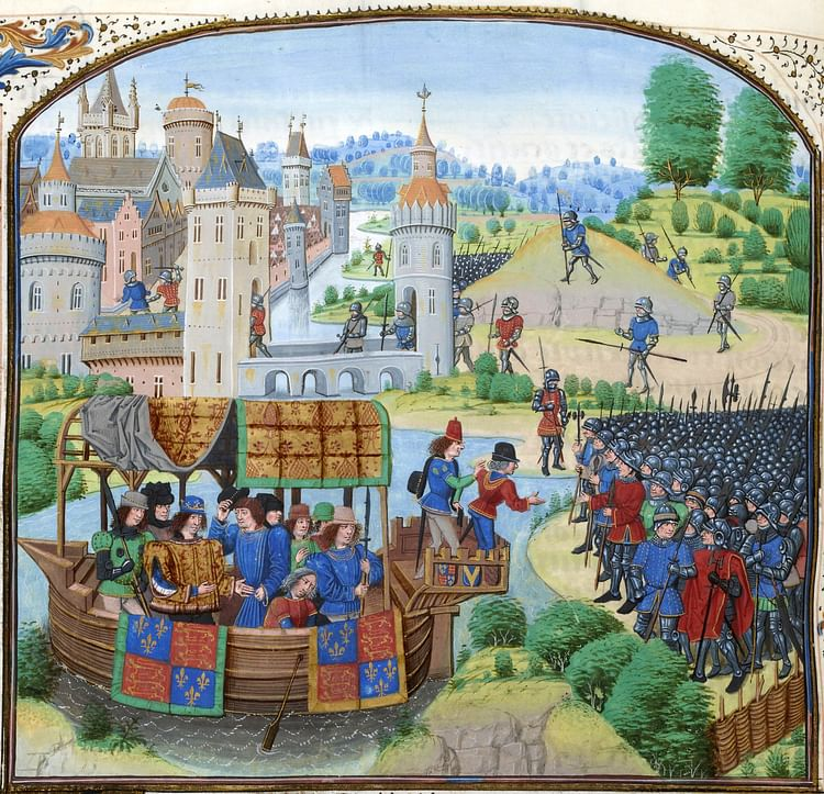 Richard II & the Peasants' Revolt