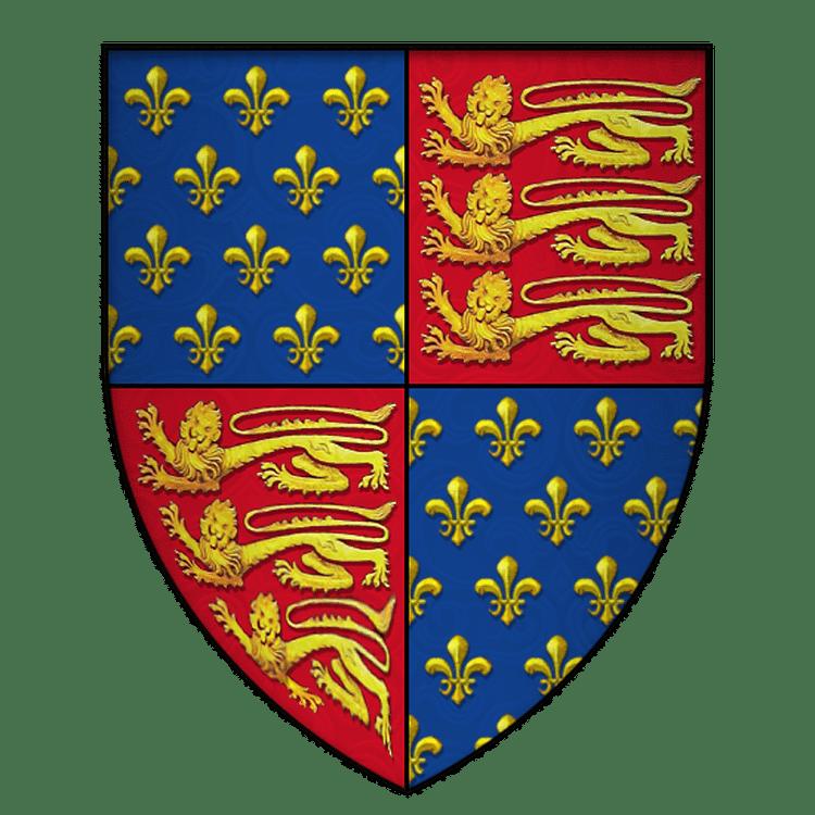 Coat of Arms of Edward III