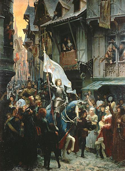 Joan of Arc in Orleans