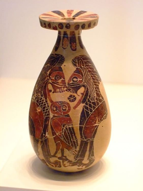 A Visual Glossary Of Greek Pottery Ancient History Encyclopedia