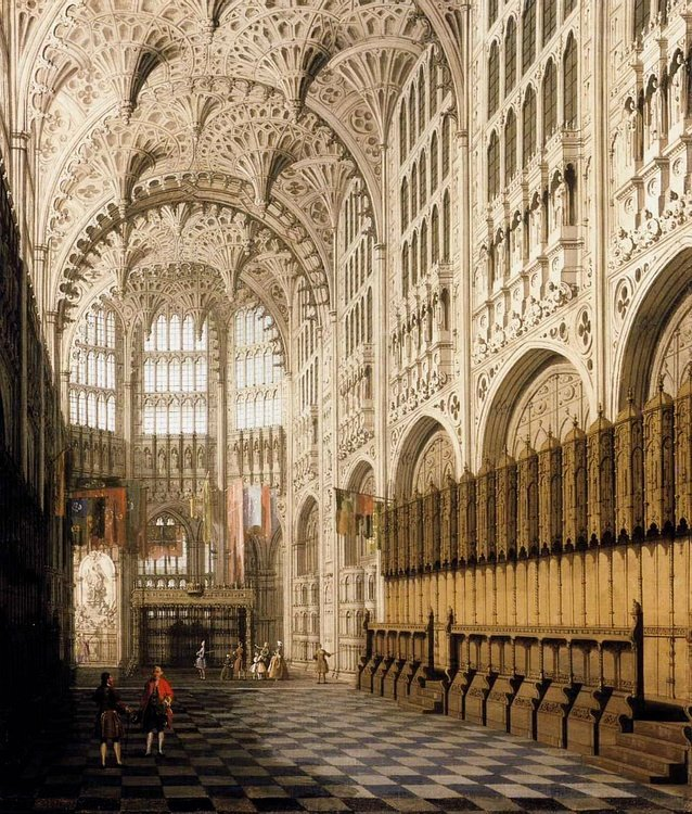 Henry VII's Chapel, Westminster Abbey