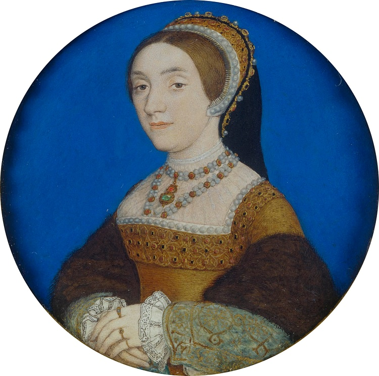 Catherine Howard by Hans Holbein
