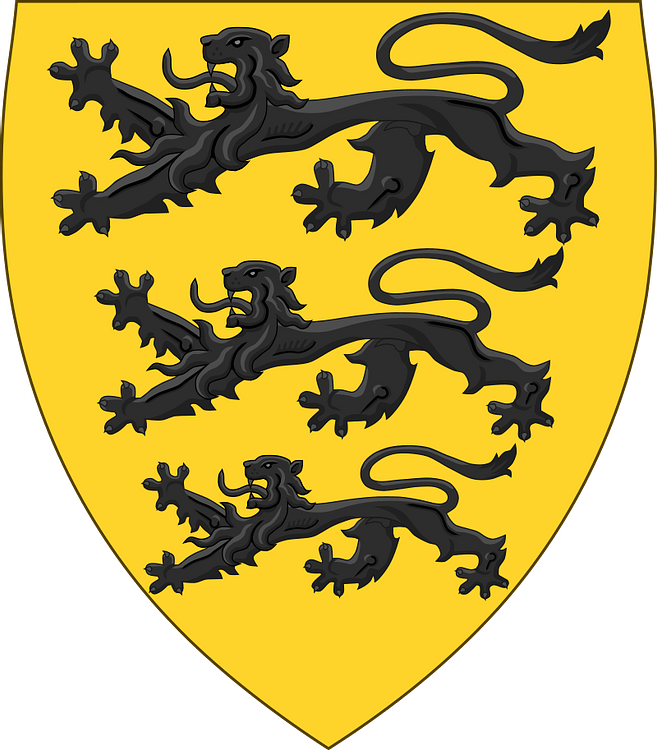 Arms of the Hohenstaufen Dynasty