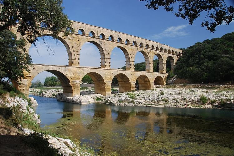 Aqueduto Pont du Gard (Michael Gwyther-Jones)