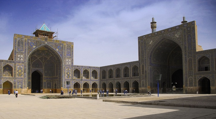 Western and Northern Iwan, Masjed-e Imam
