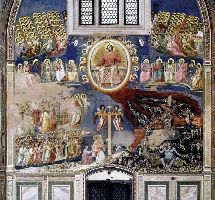 The Last Judgement by Giotto