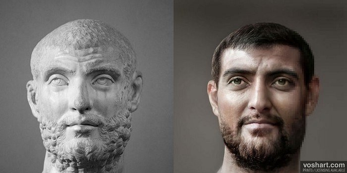 Carinus (Facial Reconstruction)