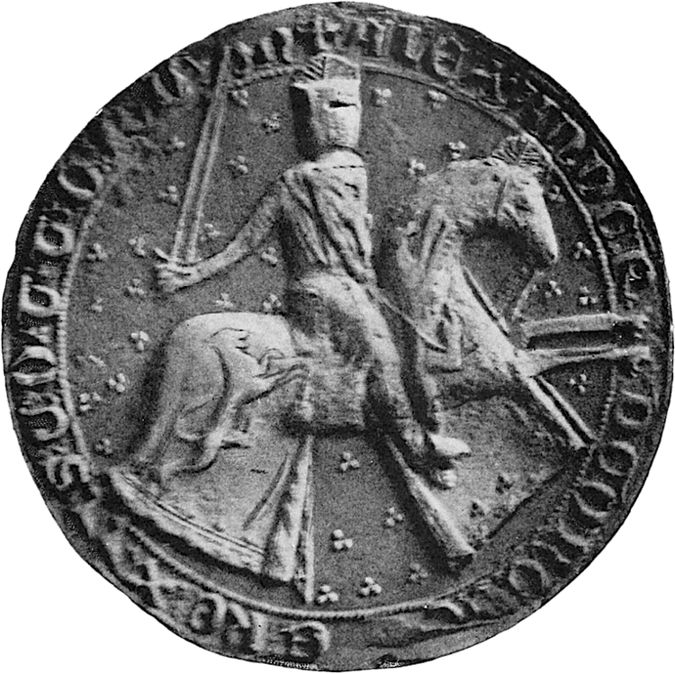 Great Seal of Alexander III of Scotland