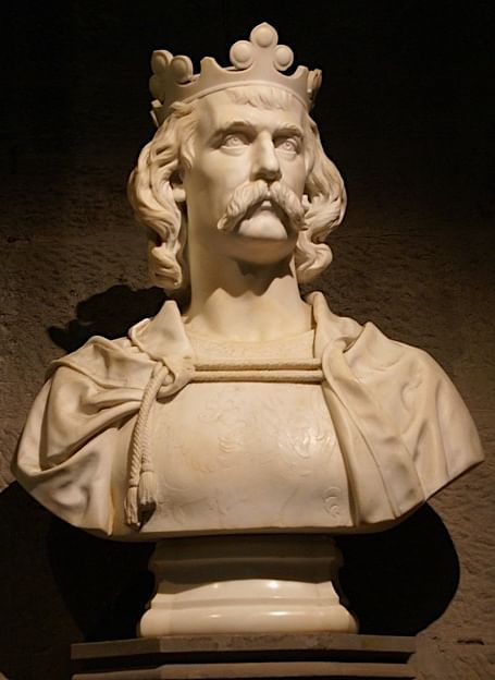 Bust of Robert the Bruce