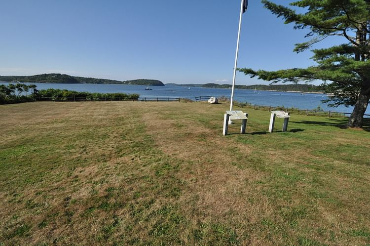 Site of Fort St. George of the Popham Colony