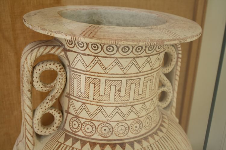 Geometric Pottery Designs