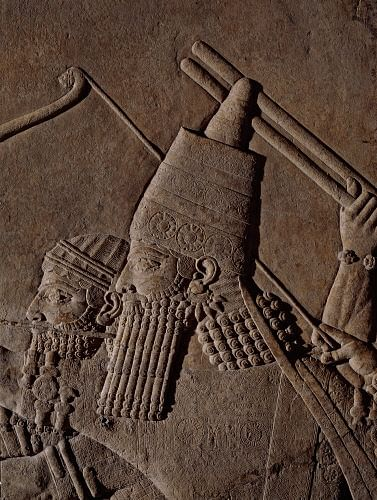 King Ashurbanipal (Artaxiad)