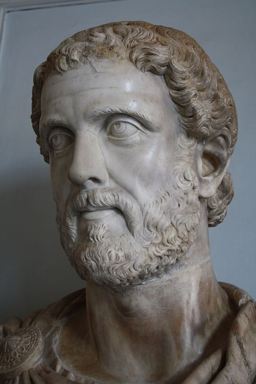 antoninus pius  illustration
