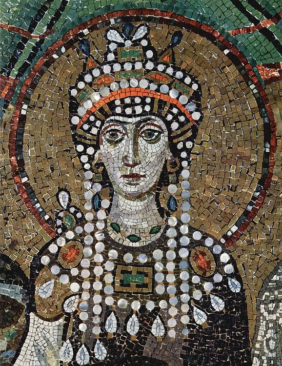 Theodora I (The Yorck Project)