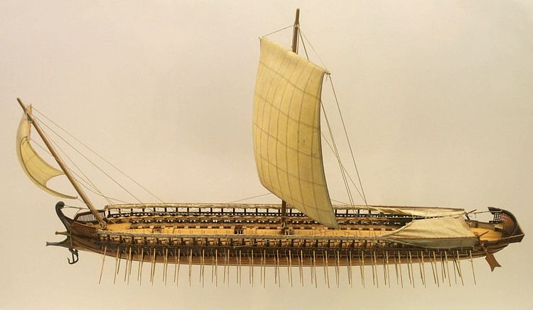 Greek Trireme (MatthiasKabel & Sting)