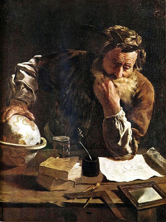 Arquímedes (Domenico Fetti)