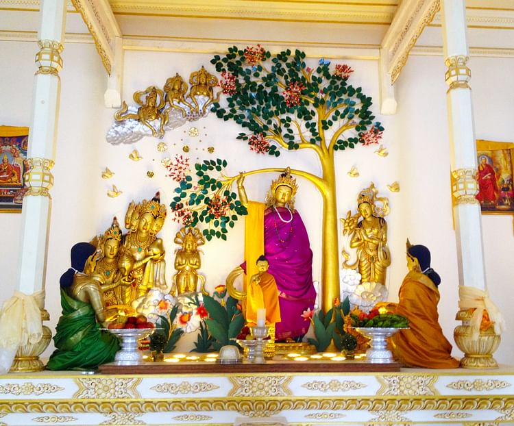 The Great 42 Monks of India