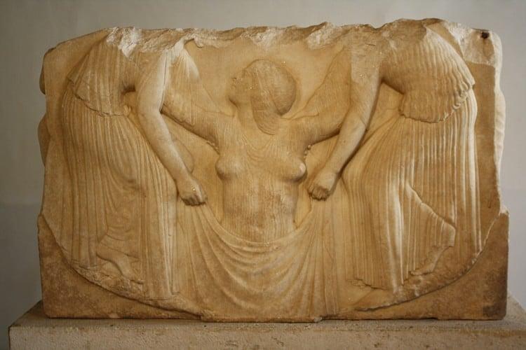 The Birth of Aphrodite (Illustration) - Ancient History ...