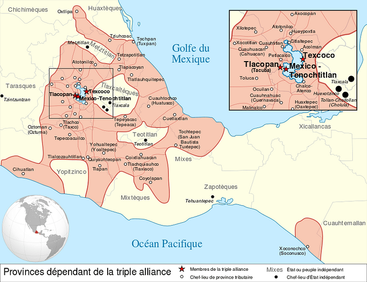 Aztec Empire (wikipedia user: El Comandante)