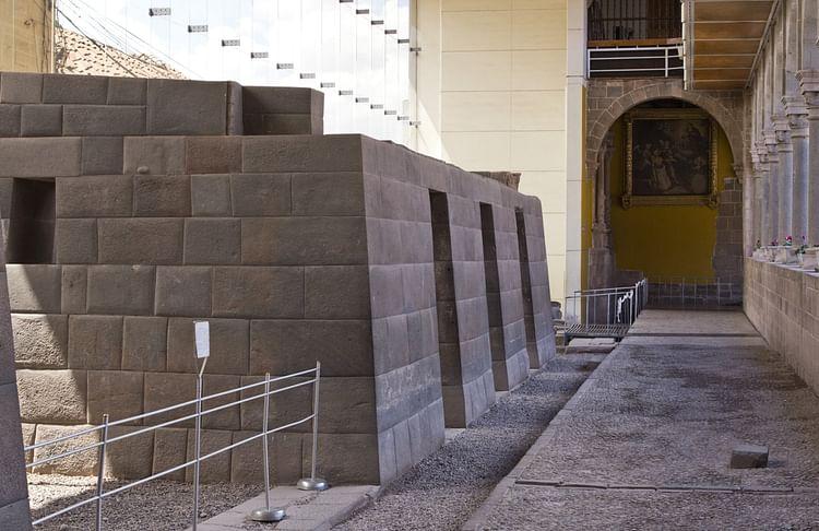 Coricancha Ancient History Encyclopedia
