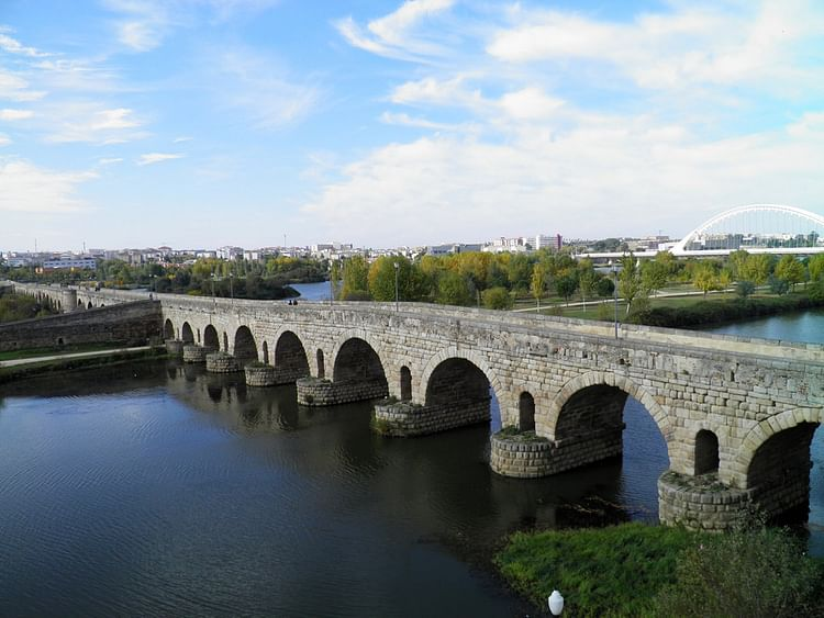 Roman Bridge, Mérida