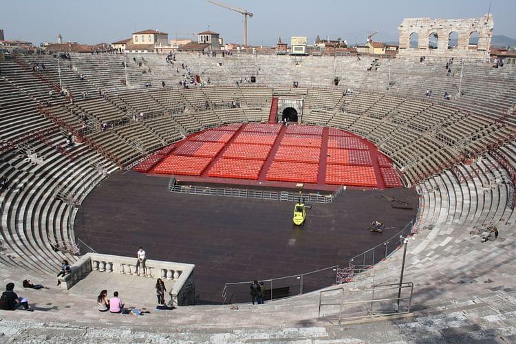 Anfiteatro de Verona ()