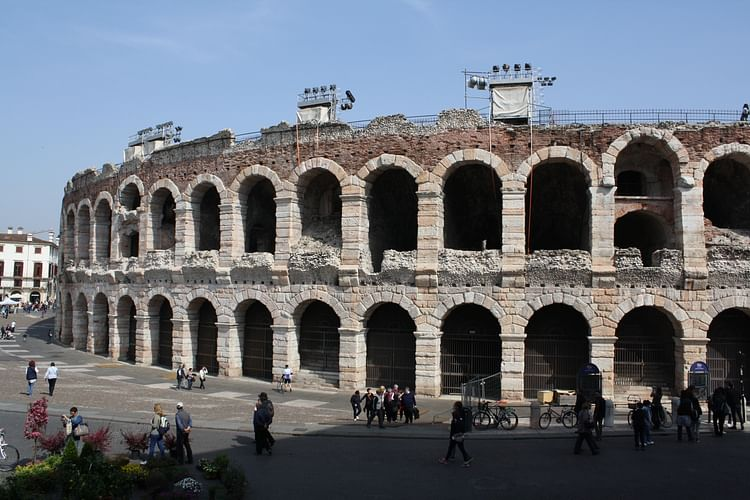 Roman Verona Ancient History Encyclopedia