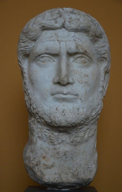 Imperador romano Galiano (Carole Raddato)