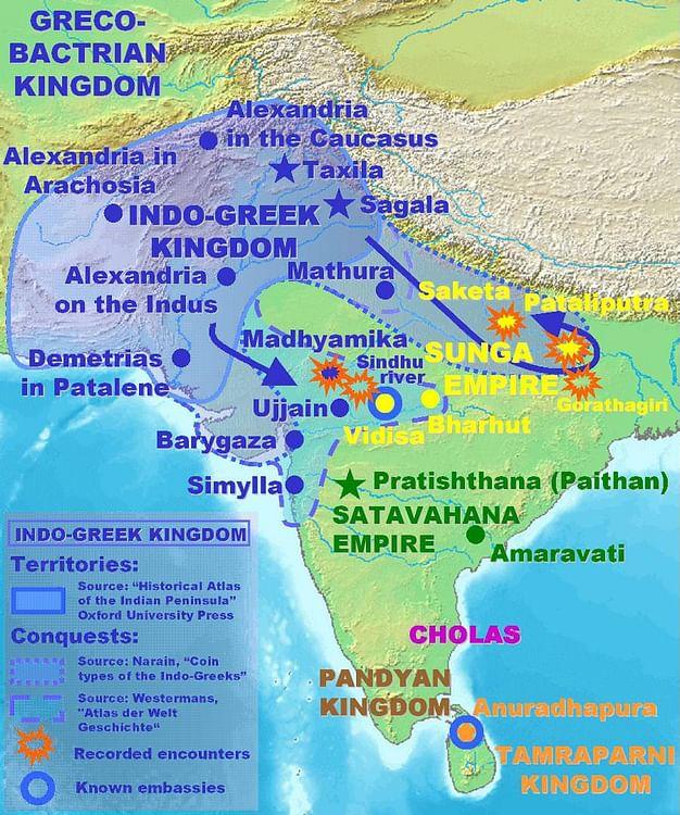Campañas Indo-Griegas (PHGCOM)