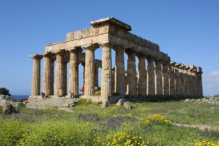 Temple of Hera, Selinus ()
