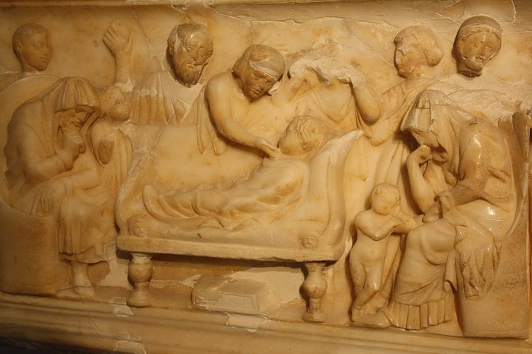 The Roman Funeral - Ancient History Encyclopedia