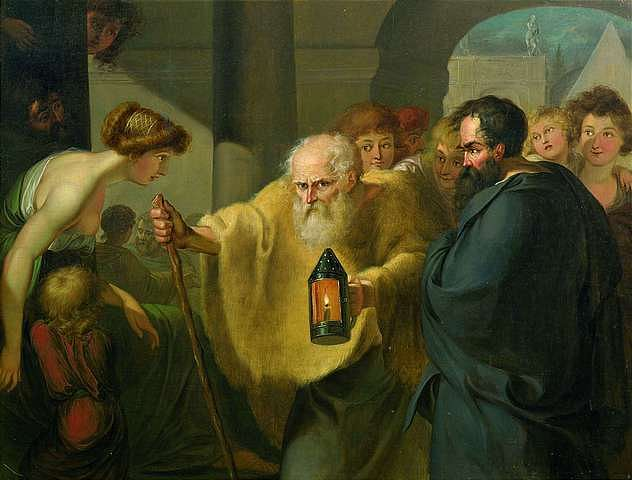 Diogenes in Search of an Honest Man