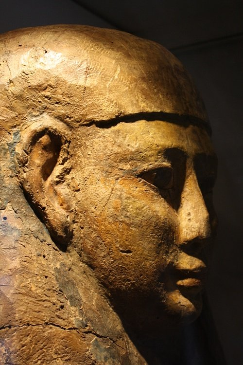 Egyptian Priest Sarcophagus