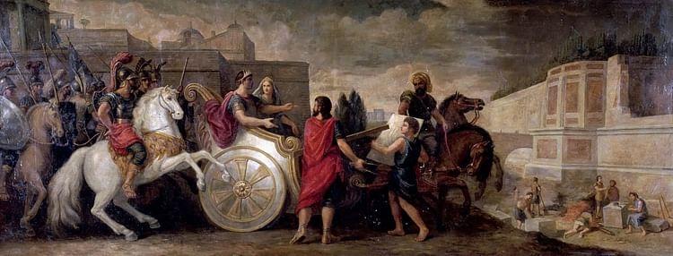 Semiramis And Nebuchadnezzar Build The Gardens Of Babylon ...