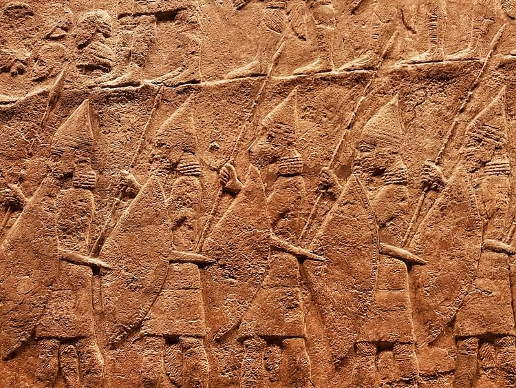 Assyrian Soldiers