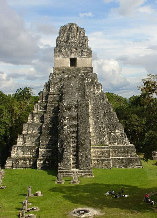 Maya Architecture Ancient History Encyclopedia