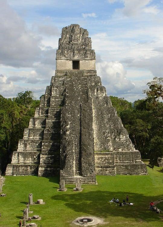 Maya Architecture Ancient History Encyclopedia