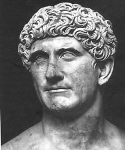 Facts about marc antony
