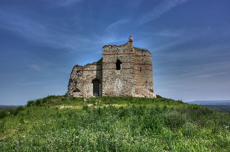 Bukelon (Matochina) Fortress (Klearchos Kapoutsis)