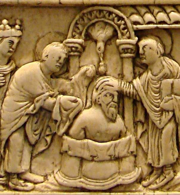 Batismo de Clovis I (Pethrus)