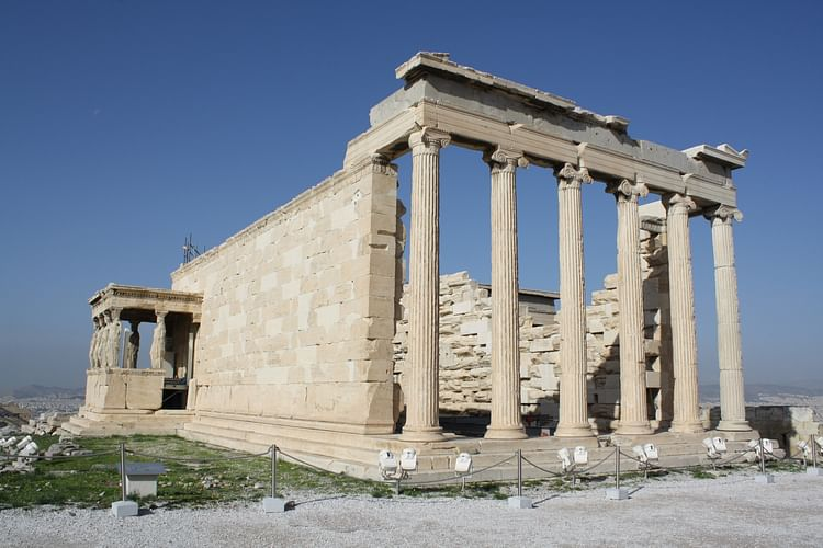 Erechtheion Ancient History Encyclopedia