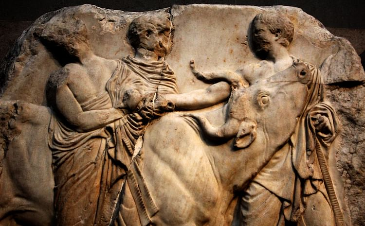 Panathenaic Procession ()